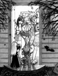 Halloween at Tifa and Cloud's by nicholasbledsoe