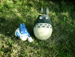 My Neighbor Totoro by Yulhen