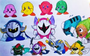 Some Hoshi no Kirby Headcanons by DreamPuppeteer
