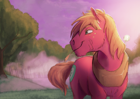 Before Sundown by Earthsong9405