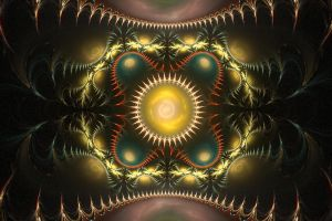 Solar Flares by HBKerr