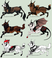 Vampires Halloween 2015 by Squiggy-Adoptables