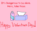 A Forever Alone Valentine by Suskygirl
