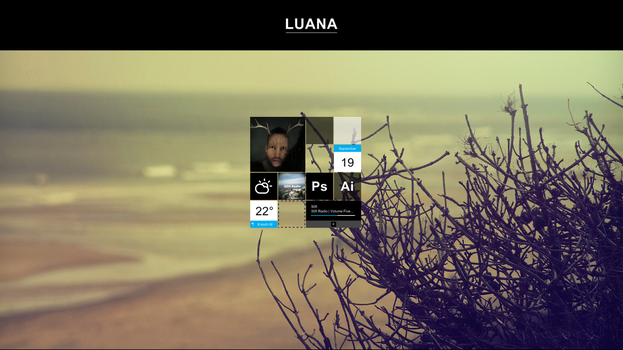 LUANA Preview by guerrilive