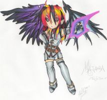 Chibi Majora by sezaku-the-vampi