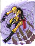 DareDevil Yellow by JeremyTreece
