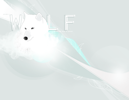 Wolf by lilybaeum