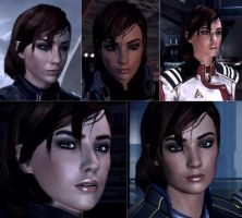 Eyrin Shepard, the youngest Spectre ever by ShalaRaan