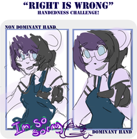 Right and Wrong Meme by ToxicSkytz