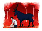 Hannibal: Your life is separating from reality by SuppieChan