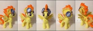 Plushie: Spitfire - My Little Pony: FiM by Serenity-Sama