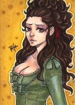 aceo - hello doctor by pencil-butter