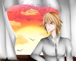 .::HBD: SweetWhite::. by ReveVen