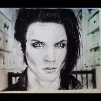 Andy Biersack by Kelly11AtTheDisco