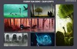 Sidhe Color Scripts by Cryptid-Creations