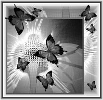 butterfly and thistle 1-fractal by sonafoitova