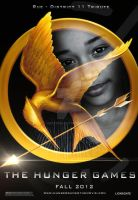 Hunger Games Rue Poster by heatona
