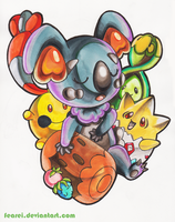 Komala and Company by FeaRei