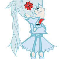 RWBY - chibiWeiss loop by Essynthesis