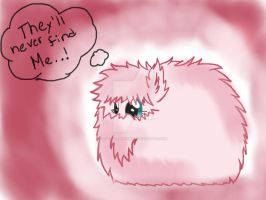 Hide and Seek Fluffle Puff by Discordedmuffins