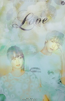 HYUNGWON X OC // BE MY LOVE by CHAEY04