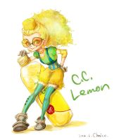 Lemon by chacckco