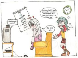 Why Xai never really beat KH2 by Sirus-XIII