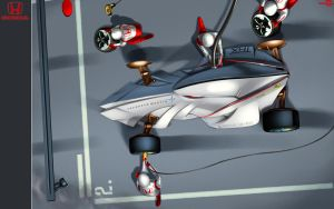 Pit Stop Wallpaper 2 by sk8nrail