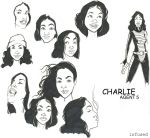 Charlie Character Study by Phil-Lowe