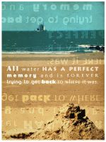 Water by typoholics