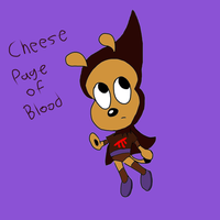AnpmnxHS: Cheese - Page of Blood by ZootyCutie