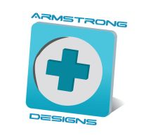 New Armstrong Design Logo by aaronhockey