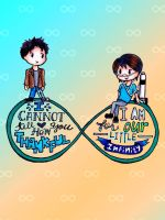 The Fault in our Stars Fan Art (infinity) by Charsheee