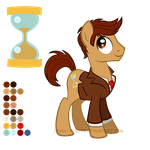 Reference Sheet: Tenth Doctor by LissyStrata
