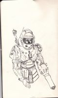 sketch trooper 2 concept by damien-christian