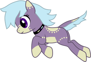 23th Free Pony Request - Dotty by Chumi-chan