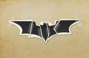Batman Logo by Al-Pennyworth