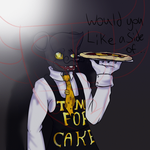 FNAFOC: Would you like a side of.. (GIF) by Slendergirl2012