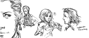 FFXII scrappies by Firnheledien