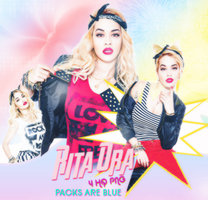 Rita Ora Png Pack by Packs-Are-Blue
