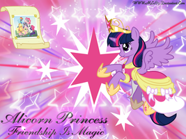 Friendship Is Magic by MLR19
