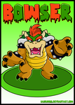 Bowser by Sauron88