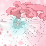 :Sonic Crossover:-Rose Quartz and Silver Universe by Siinnack