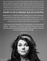 Caitlin Moran on afterlife.. by rationalhub