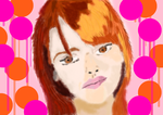 HAYLEY WILLIAMS by JECSTER21