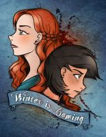 The Stark Sisters by starlinehodge