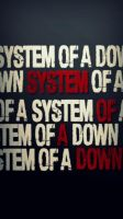 System of a down by ninzie