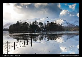Cat Bells under a Blanket by Andrew-and-Seven