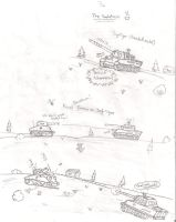 Company of heroes comic pt 3-4 by DeSynchronizer