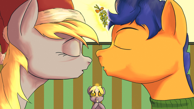 The Great Mistletoe Plot by AaronMk